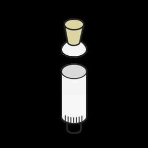 Filtro de gas