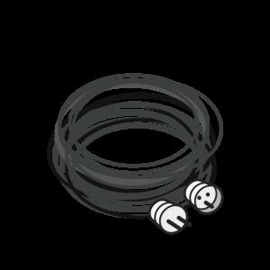 Cable alargador de 10m