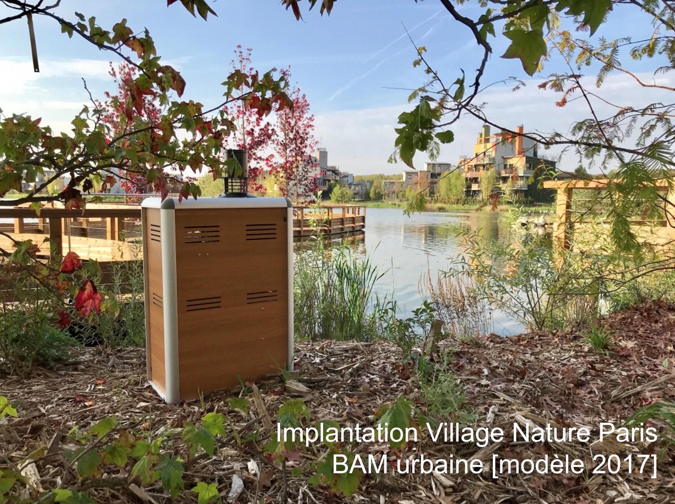 BAM urbaine Village Nature